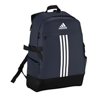 Adidas BP Power III Backpack - Navy/White