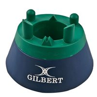 Gilbert Adjustable Rugby Kicking Tee - Navy/Green
