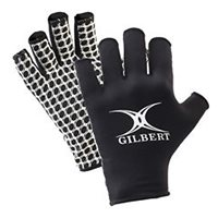 Gilbert International Generic Rugby Glove - Black