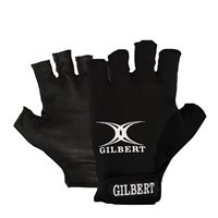 Gilbert Synergie Rugby Glove - Black