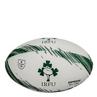 Gilbert Ireland Rugby Supporters Ball - Green/White
