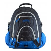 Ridge 53 Bolton Ultra Backpack - Black/Royal