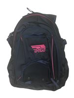 Briga Backpack - Navy/Pink