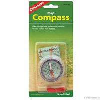 Coghlans Map Compass - Clear