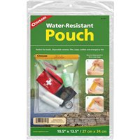 "Coghlans Waterproof Pouch 10.5""x13.5"" - Clear"