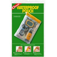 "Coghlans Waterproof Pouch 7""x10"" - Clear"