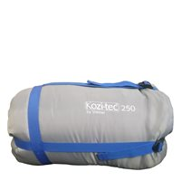 Steiner Kozi-Tec (250) Sleeping Bag - Grey/Royal