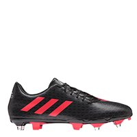 Adidas Malice Elite SG Football Boots - Black/Red