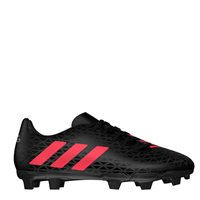 Adidas Malice FG Firm Ground Football Boots - Black/Red