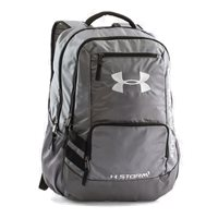 Under Armour UA Hustle Backpack -  Grey