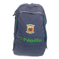 ONeills Mayo GAA Backpack - Grey