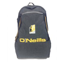 ONeills Kilkenny GAA Backpack - Grey