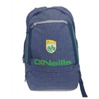 ONeills Kerry GAA Backpack - Grey