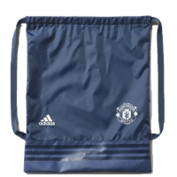 Adidas Manchester United MUFC Gym Bag - Blue/White