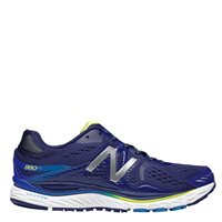 New Balance M880 v6 Mens Running Shoe - Navy/Volt/Silver