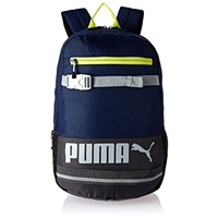Puma Deck Backpack -  Navy/Grey