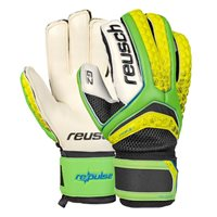 Reusch Re-Pulse Pro Duo G2 Goalkeeper Gloves - Lime/Volt/White