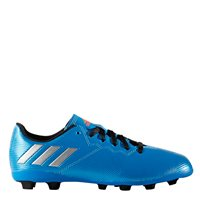 Adidas Messi 16.4 FxG Firm Ground Football Boots - - Royal/Silver