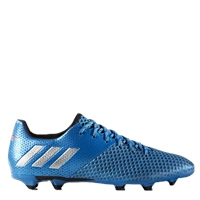 Adidas Messi 16.2 FG Firm Ground Football Boots - Royal/Sky/Silver