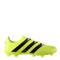 Adidas Ace 16.2 FG Firm Ground Football Boots - Shock Yellow/Black