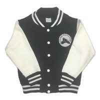 AWD Irish Dancing Varsity Jacket - Boys - Black/White