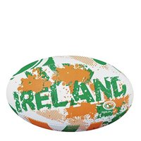 Optimum Ireland Mini Rugby Ball - Green/White/Orange