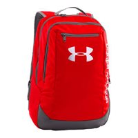 Under Armour UA Hustle Backpack -  Red