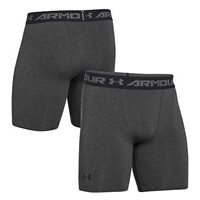 Under Armour HG Comp Short -  Grey