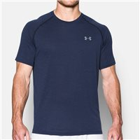 Under Armour Tech SS Tee HG -  Navy