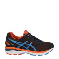 Asics Mens GT2000 4 -  Black/Blue/Orange