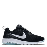 Nike Mens Air Max Motion Low Tops -  Black/White