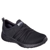 Skechers Burst with Air Cooled Memory Foam - BBK Black
