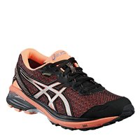 Asics Womens GT-1000 5 G-TX -  Black/Silver/Orange