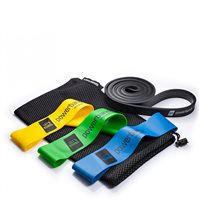 Lets Band Powerband Set - Max - Yellow/Black
