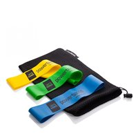 Lets Band Powerband Set - Mini - Yellow/Black