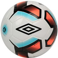 Umbro Neo Target TSBE Match Ball - EDQ White/Blue/Red/Black