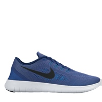 Nike Mens Free RN -  Dark Purple/Black