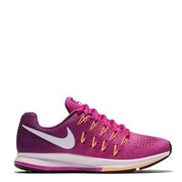 Nike Womens Air Zoom Pegasus 33 -  Pink/Orange/White