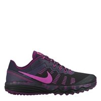 Nike Womens Dual Fusion Trail 2 -  Black/Pink