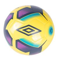 Umbro Neo Trainer Football - EDR Yellow/Navy/Purple