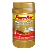 PowerBar IsoActive Isotonic Drink - Red Fruit Punc -  -
