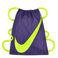 Nike Kids Graphic Gym Sack -  Purple/Volt