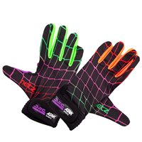 ATAK Sports Netz GAA Glove - Black/Purple/Green/Orange