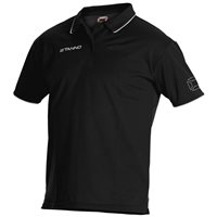 Stanno Climatec Polo - Black/White