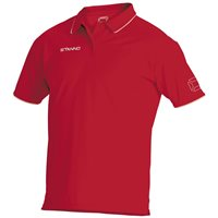 Stanno Climatec Polo - Red/White