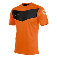 Stanno Fiero T-Shirt - Orange/Black