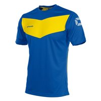 Stanno Fiero T-Shirt - Royal/Yellow