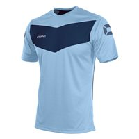 Stanno Fiero T-Shirt - Sky Blue/Navy