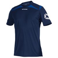 Stanno Forza T-Shirt - Navy/Royal