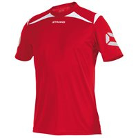 Stanno Forza T-Shirt - Red/White